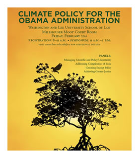 Climate Policy for the Obama Administration