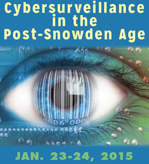 2015: Cybersurveillance in the Post-Snowden Age