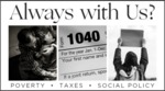 Always with Us? Taxes, Poverty, and Social Policy
