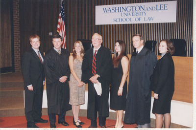 The bench and winners of the 2002 competition