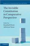 Germany's German Constitution, in The Invisible Constitution in Comparative Perspective (Rosalind Dixon & Adrienne Stone eds., 2018)