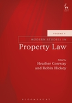 The Anti-Wilderness Bias in the Common Law and Modern American Property Law, in Modern Studies in Property Law (Heather Conway & Robin Hickey eds., 2017)
