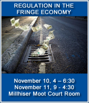 Regulation in the Fringe Economy, April 2011