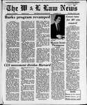 The W & L Law News