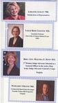 A Sampling of W&L Law Distinguished Alumnae