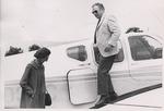 Dean Steinheimer and his Plane