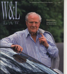 Steinheimer on the Cover of W&L Law Magazine