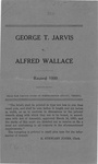 George T. Jarvis v. Alfred Wallace