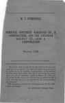 W.T. Etheridge v. Norfolk Southern Railroad Company and the Virginian Railway Company