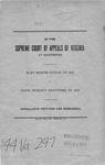 Mary Mercer Dunlop, et al., v. David Dunlop's Executors, et al.