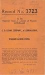 C. D. Kenny Company, Inc. v. William James Dennis