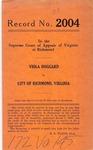 Viola Hoggard v. City of Richmond, Virginia