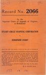 Stuart Circle Hospital Corporation v. Zenophine Curry