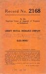Liberty Mutual Insurance Company v. Eliza Money