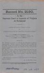 James Mullins v. Commonwealth of Virginia