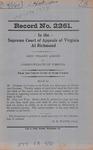 Oren Weldon Adkins v. Commonwealth of Virginia