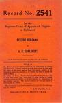 Eugene Holland v. A. B. Edelblute