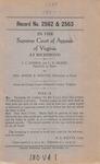 J. C. Remine and L. B. Meade v. Mrs. Jennie B. Whited
