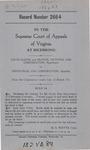 Davis Elkins and Bristol Natural Gas Corporation v. Industrial Gas Corporation