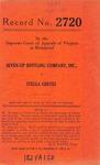 Seven-Up Bottling Company, Inc. v. Stella Gretes