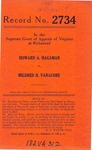 Howard A. Hagaman v. Mildred H. Vanacore