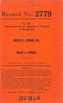 Bruce T. Forbes, Jr. v. Mary E. Forbes