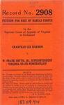 Granville Lee Harmon v. W. Frank Smyth, Jr., Superintendant of the Virginia State Penitentiary
