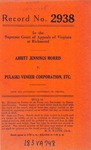Abbitt Jennings Morris v. Pulaski Veneer Corporation and Liberty Mutual Insurance Company