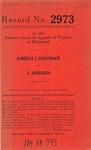 Roberta I. Schaubach v. J. Anderson