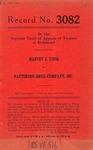 Harvey S. Cook v. Patterson Drug Company, Inc.