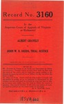 Albert Gravely v. John W. B. Deeds
