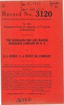 The Seaboard Fire and Marine Insurance Company of N. Y. v. E. L. Hurst, t/a Hurst Oil Company