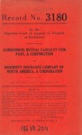 Lumbermens Mutual Casualty Company v. Indemnity Insurance Company of North America