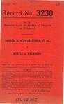Rosalie H. Schwarzschild, et al., v. Myrtle A. Welborne