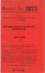 Southern Passenger Motor Lines, Incorporated v. Leroy Burks