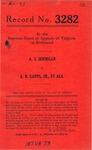 A. S. Jernigan v. A. B. Capps, Jr., et al