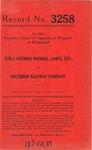 Utila Guthrie Nichols, Administratrix of J. B. Nicholas, Deceased v. Southern Railway Company