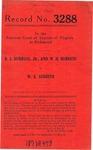 R. S. Burruss, Jr., and W. H. Burruss v. W. E. Suddith