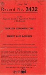 Tidewater Stevedoring Corporation v. Herbert Ward McCormick