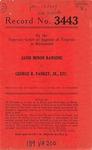 Janie Minor Ransone v. George R. Pankey, Jr., etc.