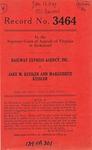 Railway Express Agency, Inc. v. Jake M. Kessler and Marguerite Kessler