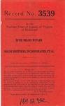 Effie Nelms Butler v. Nolde Brothers , Incorporated, et al.