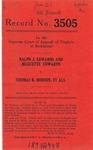 Ralph J. Edwards and Huguette Edwards v. Thomas B. Hobson, et al.