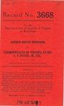 Arthur Reeves Morrison v. Commonwealth of Virginina, Ex Rel., C.F. Joyner, Jr., Commissioner of Motor Vehicles
