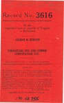 W. M. Bott v. Hampton Roads Sanitation District Commission, etc