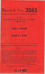 John F. Fenson v. Russell L. Rabb