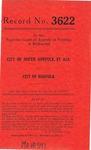 City of South Norfolk, et al. v. City of Norfolk
