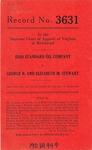 Esso Standard Oil Company v. George N. and Elizabeth M. Stewart
