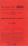 Norfolk Southern Railway Company v. W. E. Harris