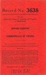Howard Hairston v. Commonwealth of Virginia